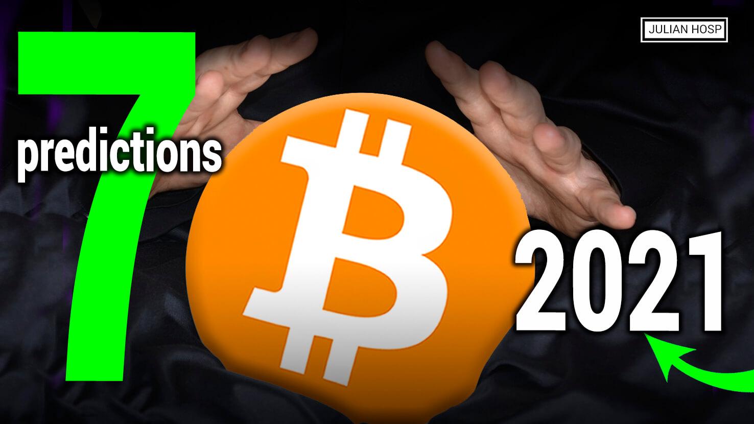 Vorhersagen Für 2021